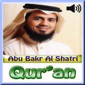 Audio Quran Abu Bakr Al Shatri icon
