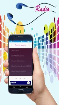 Radio Bénin (FM/AM) Stations apk screenshot
