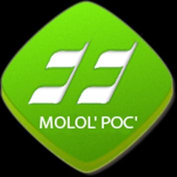 MOLOL' POC Pro poster