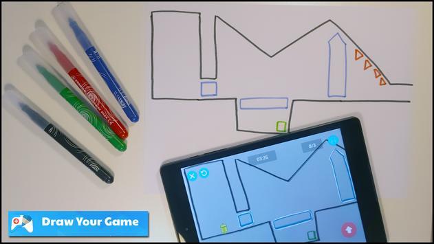 Draw Your Game apk screenshot