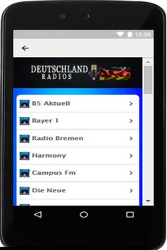 Deutschland Radios apk screenshot