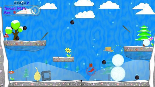 Snowman Balls screenshot 5