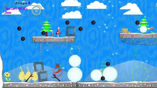 Snowman Balls screenshot 7