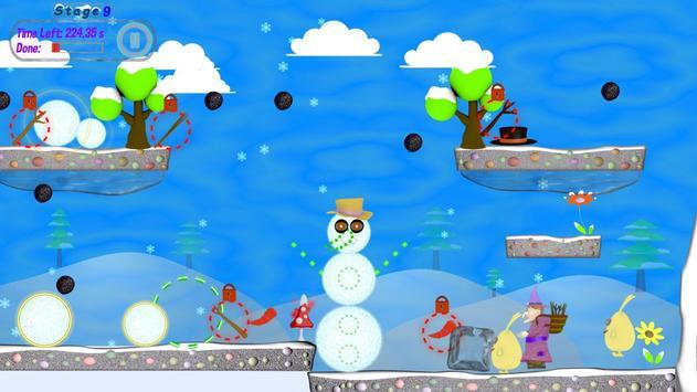 Snowman Balls screenshot 9