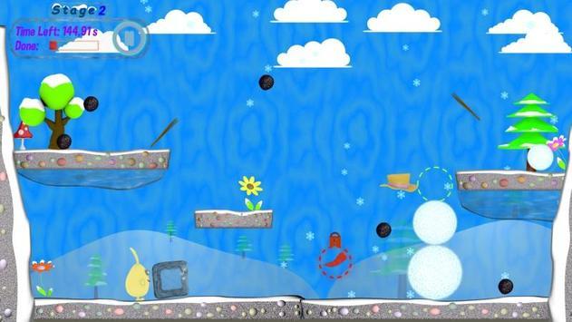Snowman Balls screenshot 10