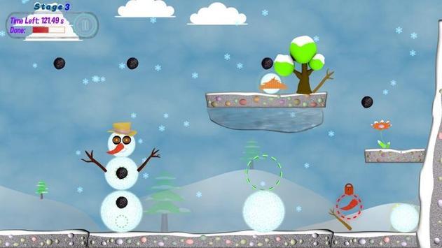 Snowman Balls screenshot 1