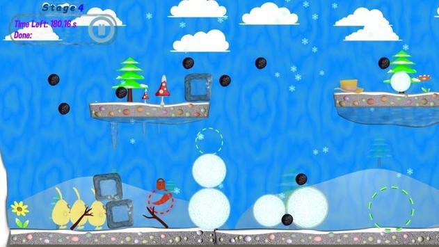 Snowman Balls screenshot 2