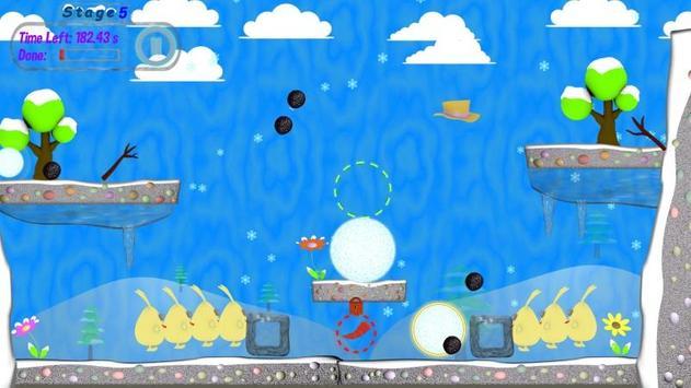 Snowman Balls screenshot 3