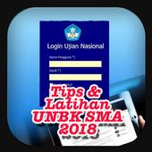 LATIHAN & TIPS UNBK SMA 2018 icon