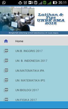 LATIHAN & TIPS UNBK SMA 2018 screenshot 1