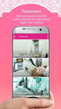 Natasha Skin Clinic Center apk screenshot
