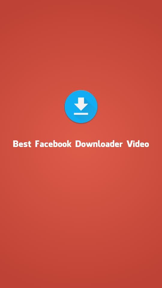 Best FB Videos Downloader for Android - APK Download