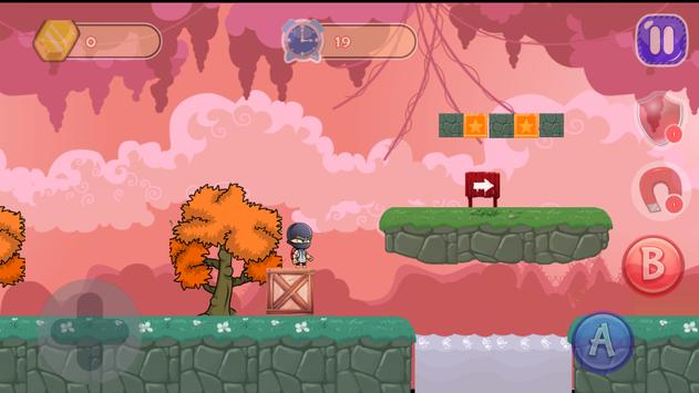 Ninja Runway 2 apk screenshot