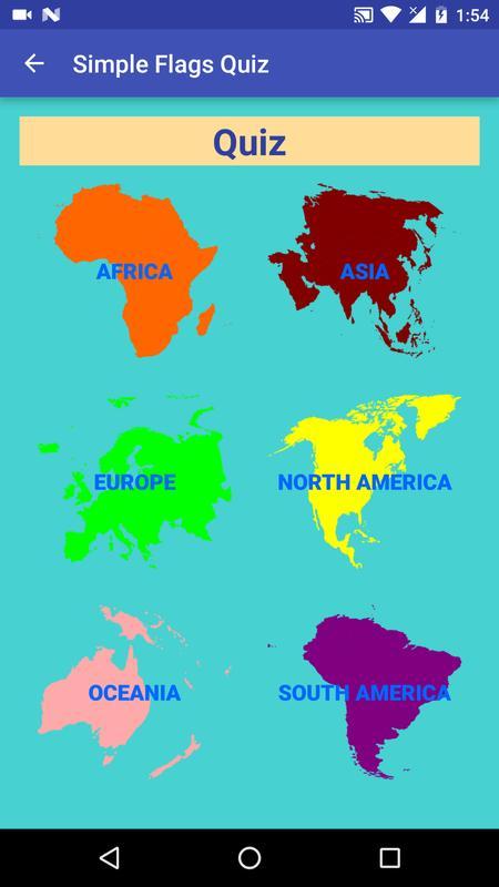 World flags quiz descarga apk gratis educativos juego para android world flags quiz captura de pantalla de la apk gumiabroncs Gallery