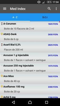 Med Index poster