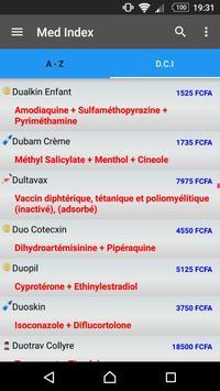 Med Index screenshot 4