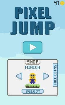 Pixel Jumper poster