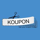 Koupon icon
