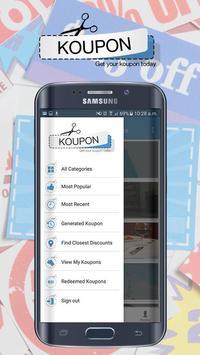 Koupon screenshot 2