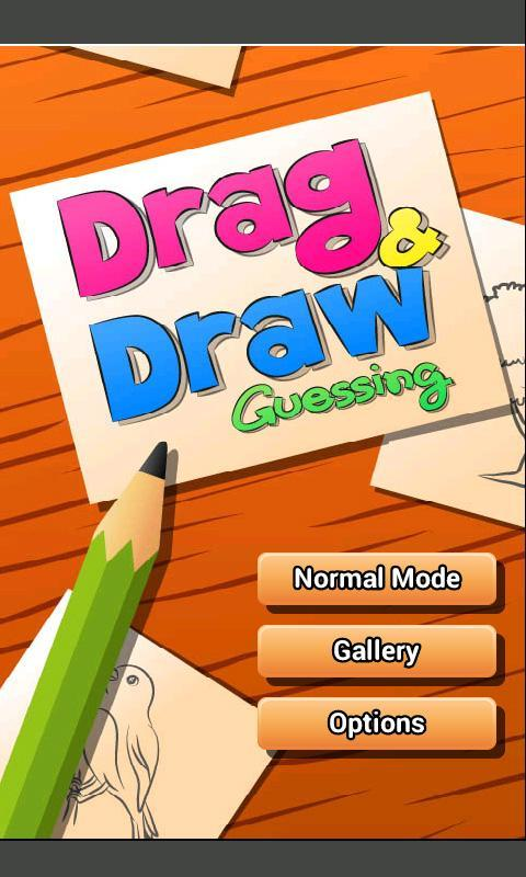 Drag Draw Guessing For Android Apk Download