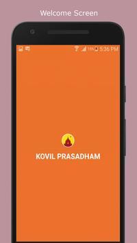 Kovil Prasadham poster