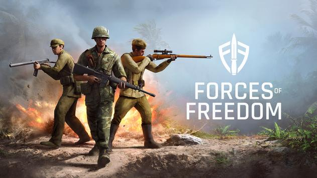 Forces of Freedom poster