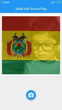 Selfie with Bolivia flag screenshot 4