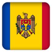 Selfie with Moldova flag icon