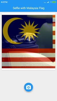 Selfie with Malaysia flag スクリーンショット 4