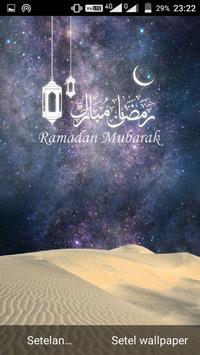 Ramadan Mubarak Live Wallpaper screenshot 2