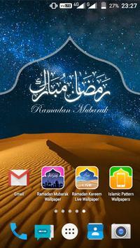 Ramadan Mubarak Live Wallpaper screenshot 6