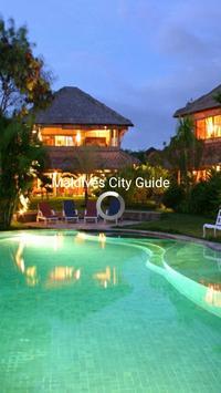 Maldives City Guide poster
