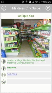 Maldives City Guide apk screenshot