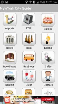 NewYork City Guide apk screenshot