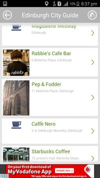 Edinburgh City Guide apk screenshot