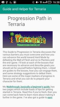 Guide & Helper for Terraria screenshot 4