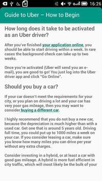 Guide to Uber – How to Begin screenshot 2