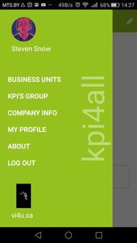 KPI4all apk screenshot