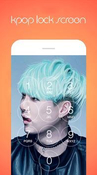 Kpop Lock Screen HD screenshot 1