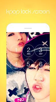 Kpop Lock Screen HD screenshot 5