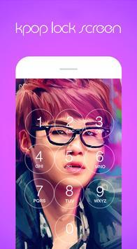 Kpop Lock Screen HD screenshot 6