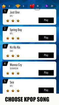 KPOP Magic Piano - BTS EXO TWICE WANNA ONE screenshot 7