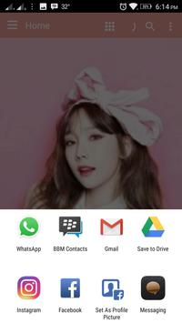 Wallpaper Kpop HD screenshot 4