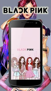 BlackPink Fanart Wallpaper poster