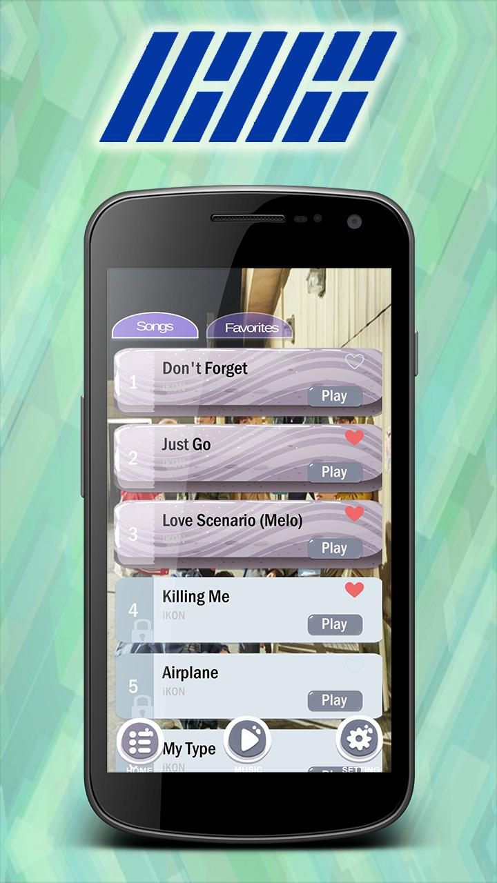 iKON Real Piano Tiles for Android - APK Download