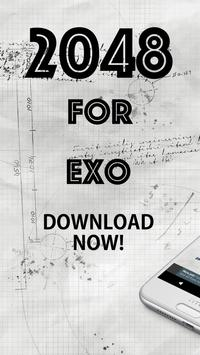 2048 for EXO poster