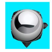 roll a ball maze icon