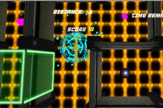roll a ball maze apk screenshot