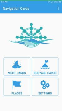 Navigation Cards poster