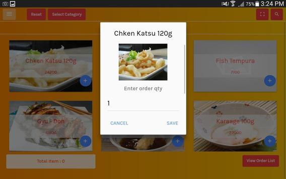 Aplikasi Kasir Umum Gratis screenshot 2